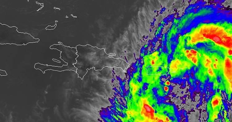 Santo Domingo y otras cuatro provincias en alerta roja