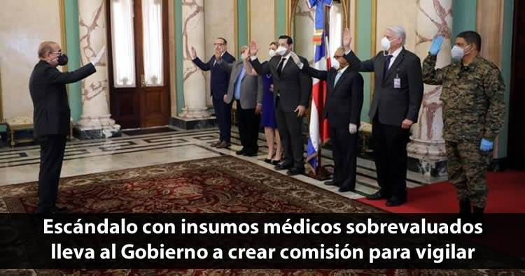Escándalo con insumos médicos sobrevaluados lleva al Gobierno a crear comisión para vigilar