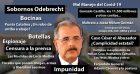 Danilo Medina en la mira de operación anti-pulpo