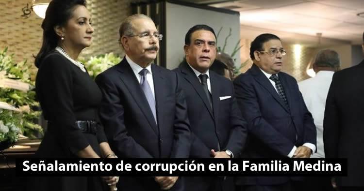 Danilo llega al final de su mandato en medio de controversias y del señalamiento a familiares suyos
