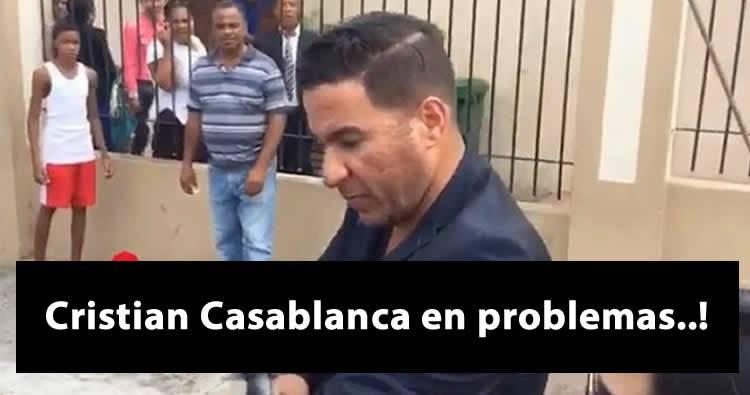 Video: Envían a juicio a Cristian Casablanca