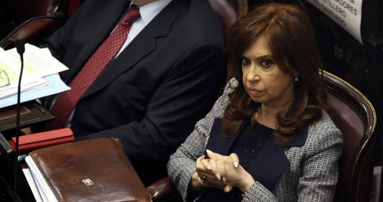 La vicepresidenta argentina demanda a Google por aparecer como «ladrona de la nación»