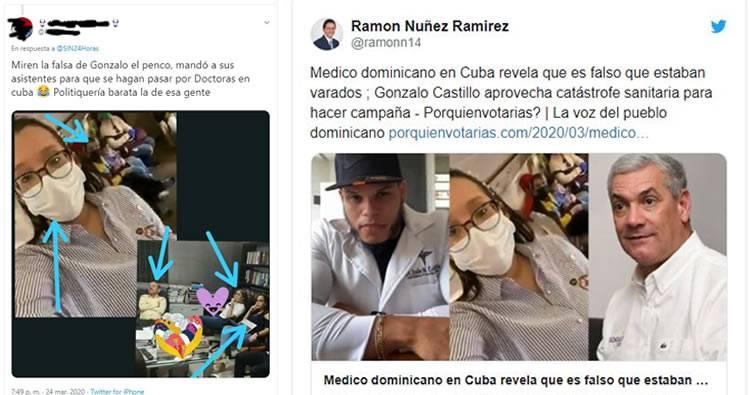 Gonzalo Castillo aprovecha pandemia coronavirus para hacer campaña