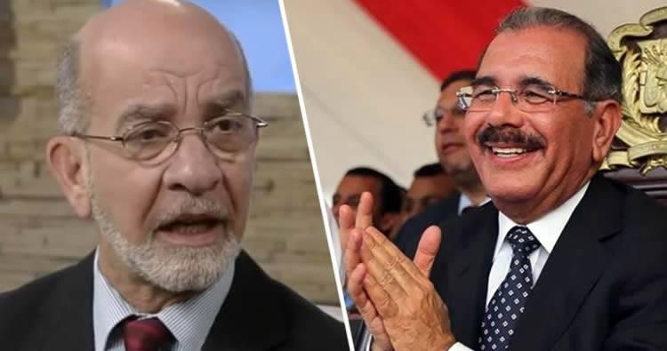 Politólogo plantea modificar Constitución para extender mandato de Danilo Medina