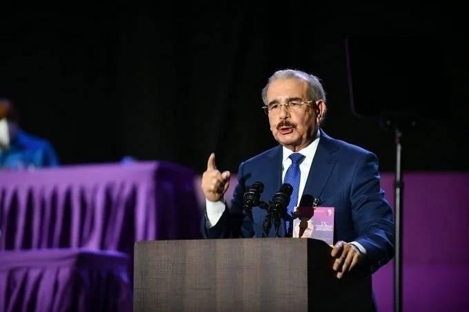 Danilo Medina: 'en los últimos tiempos no fuimos la mejor versión de nosotros mismos'