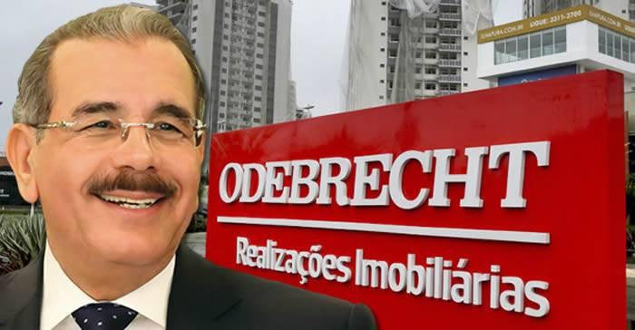Bien Común pide se investigue a Danilo Medina por sobornos Odebrecht