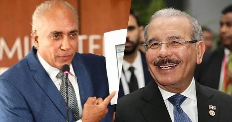 Danilo Medina pensionó con RD$157,000 a Bolívar Sánchez, exprocurador que dirigió intervención teléfono Miriam Germán