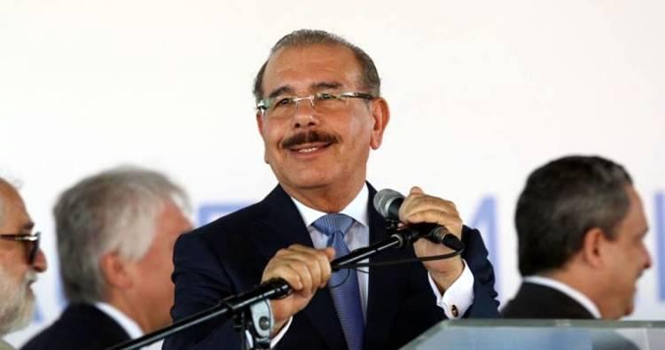 Danilo Medina: 'Si la temperatura sube como se espera, RD desaparecerá del mapa'