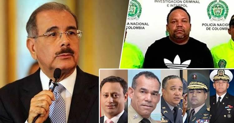 Danilo Medina convocó reunión de emergencia con autoridades sobre caso César 'El Abusador'