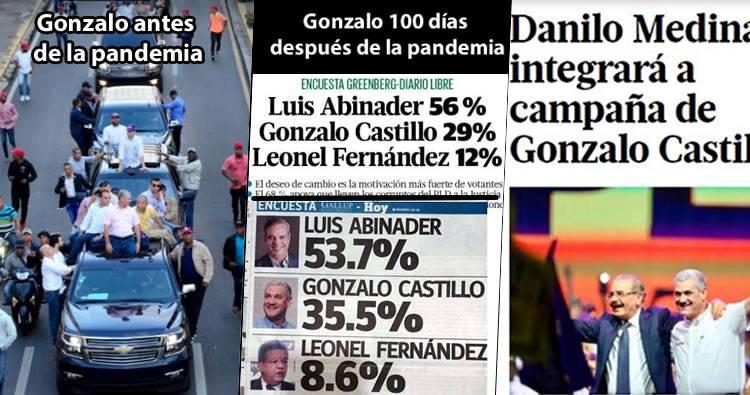 Danilo Medina impulsa la campaña de Gonzalo Castillo en la recta final