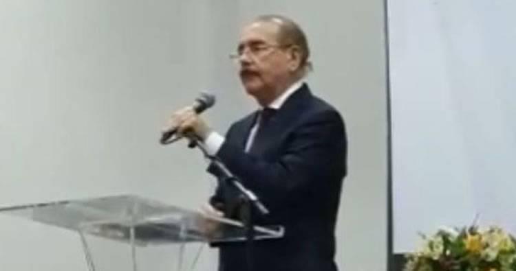 Video filtrado: Danilo Medina hizo alusión a que la pandemia del COVID-19 ha beneficiado al PLD