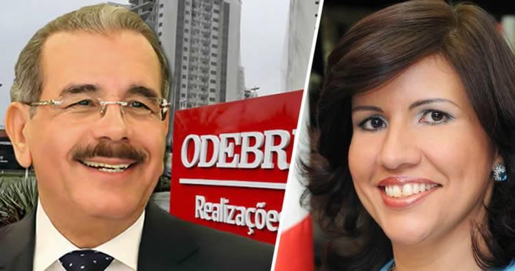 Danilo Medina y Margarita encabezan lista de los políticos mejor valorados [Listín Diario]