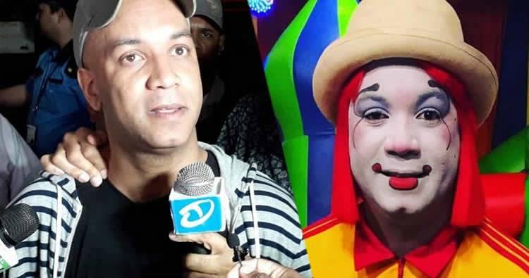 Declaraciones del 'Payaso Kanqui' Kelvin Francisco Núñez Morel al llegar a RD