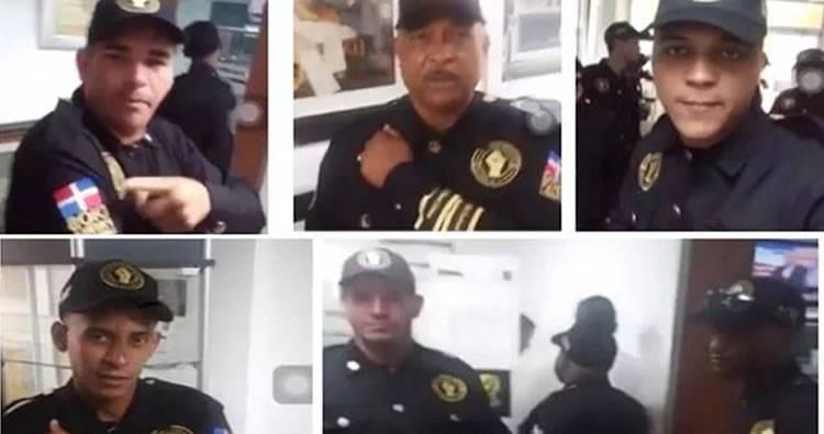 Policía identificará a los supuestos defensores de la Patria