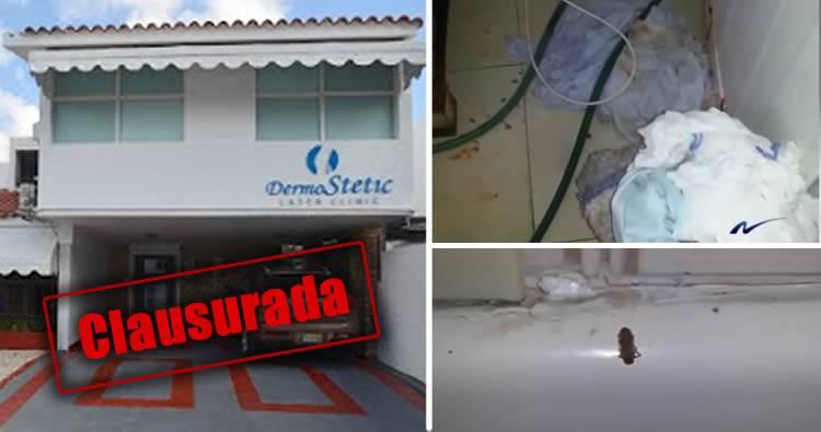 Salud Pública cierra clínica donde murió Julia Arias tras cirugía estética