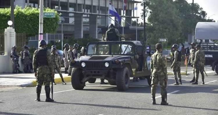 Somos Pueblo: Desmilitarización del Congreso se debería a solicitud ante la OEA