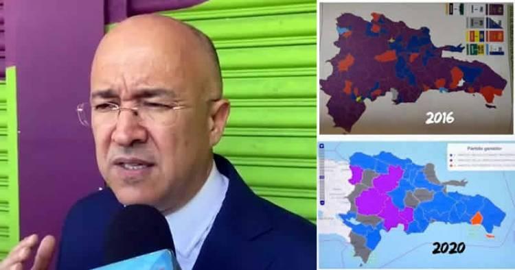 Video: Domínguez Brito dice ventaja de la oposición es mínima frente al PLD
