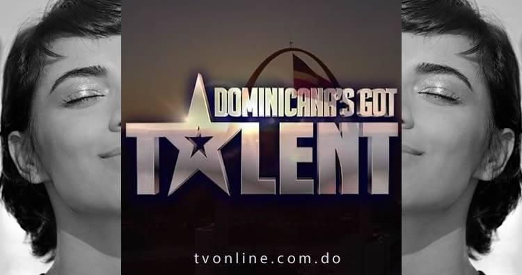 Dominicana's Got Talent con Nashla Bogaert