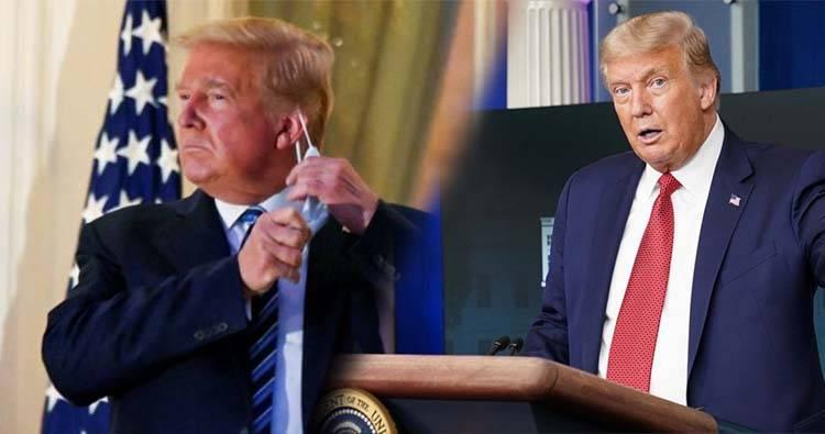 Donald Trump: 'La culpa del coronavirus ha sido de China y lo van a pagar'