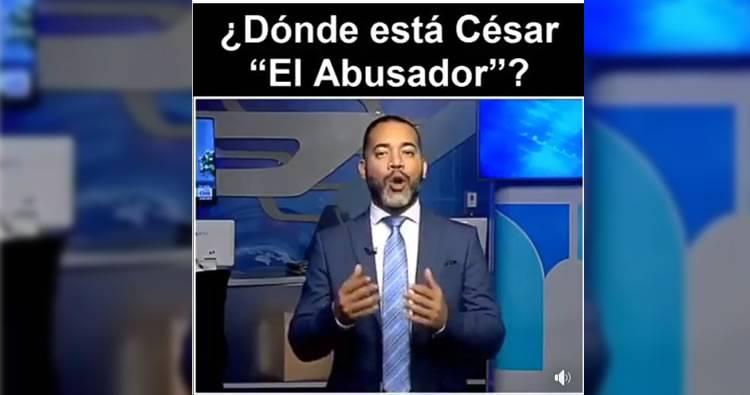 Video: José Martínez Brito: 'Dónde esta César El Abusador'?