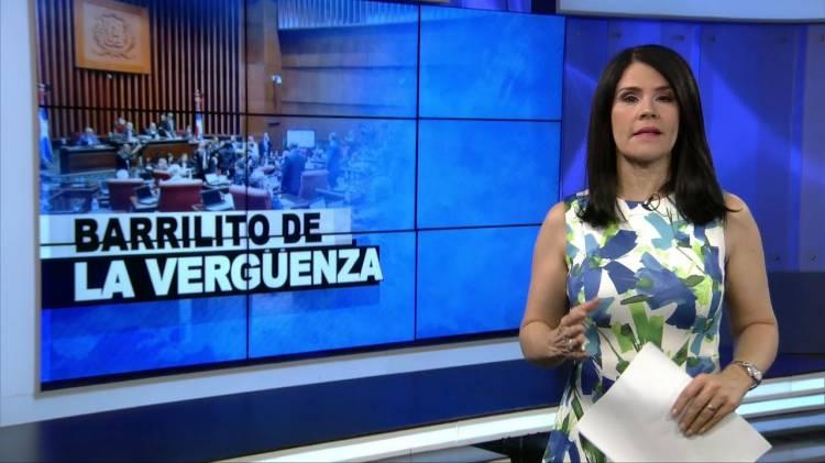 Alicia Ortega sobre el «Barrilito de la vergüenza»