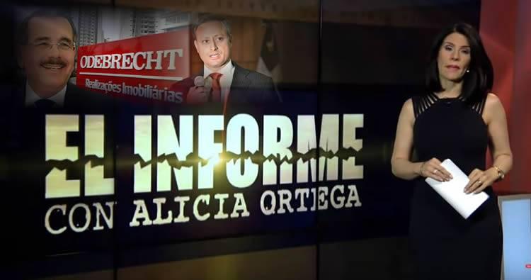 El Informe con Alicia Ortega, filtraciones y sobornos en Punta Catalina