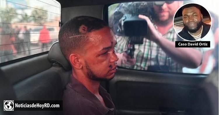 """Eddy Vladimir """"el motoconchista"""" estuvo reunido con el que disparó a David Ortiz antes del ataque"""