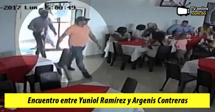 Videos de los encuentros de Yuniol Ramírez, Eddy Santana Zorrilla y Argenis Contreras