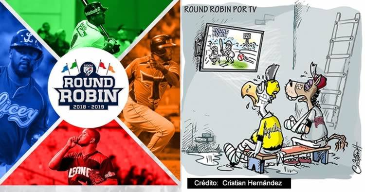 Equipos clasifican para Round Robin 2018 – 2019