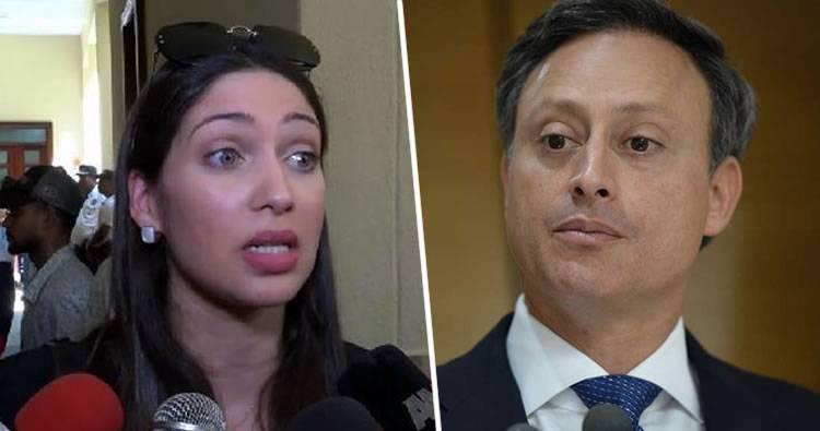 Procuraduría bloquea cuentas bancarias de esposa de Octavio Dotel