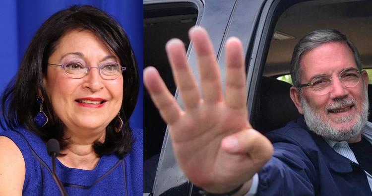 Esposa de Rodríguez Marchena es presidenta de la Fundación Banreservas