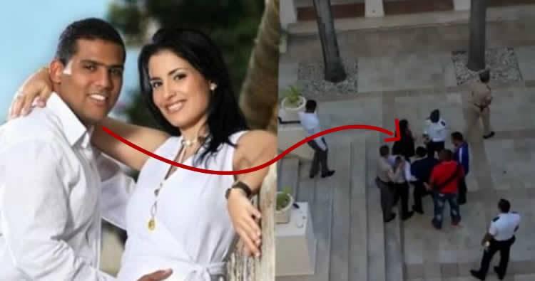 PN revela el motivo por el cual el esposo fue agredir a la vice canciller Marjorie Espinosa en Mirex