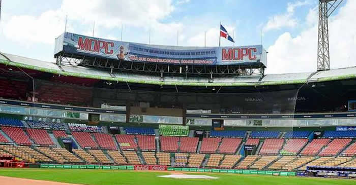 Rehabilitan el Estadio Quisqueya; Licey y Escogido juegan hoy a 7:30 pm