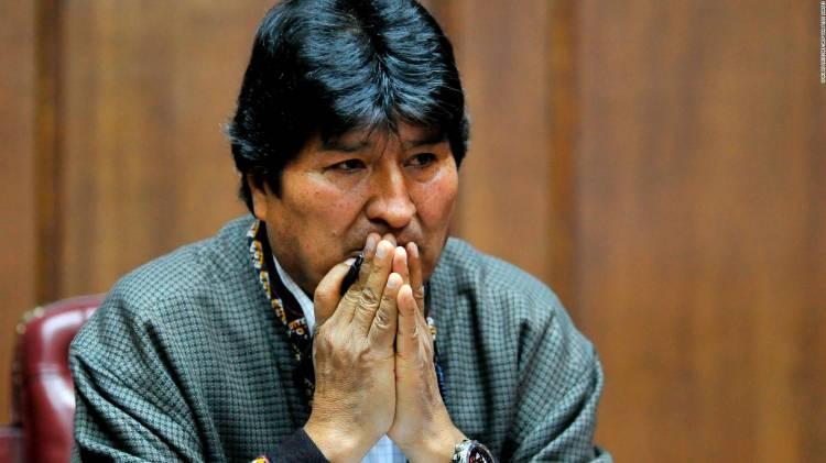 Fiscalía de Bolivia emite orden de arresto contra el expresidente Evo Morales