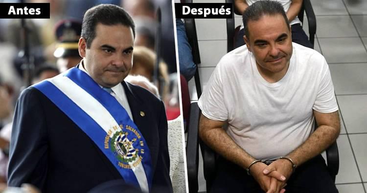 El Salvador confirma condena a expresidente Tony Saca y que devuelva al Estado 260,7 millones de dólares
