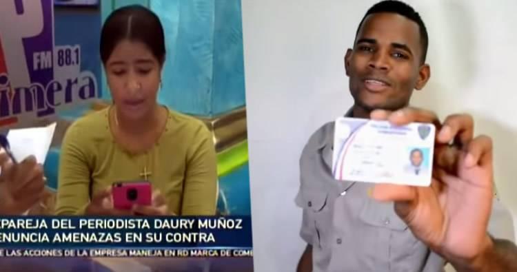 Exesposa de Daurin Muñoz 'Sueldo Cebolla' denuncia este la amenaza