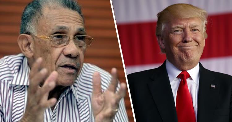 Lo que dice Ezequiel Molina de Donald Trump
