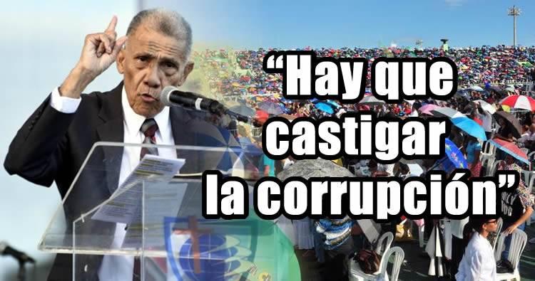 Pastor Ezequiel Molina llama a castigar la corrupción [La Batalla de la Fe]