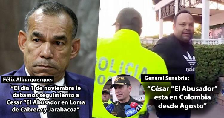 DNCD no ha vuelto a hablar de sus operativos en Jarabacoa mientras César el Abusador estaba en Colombia