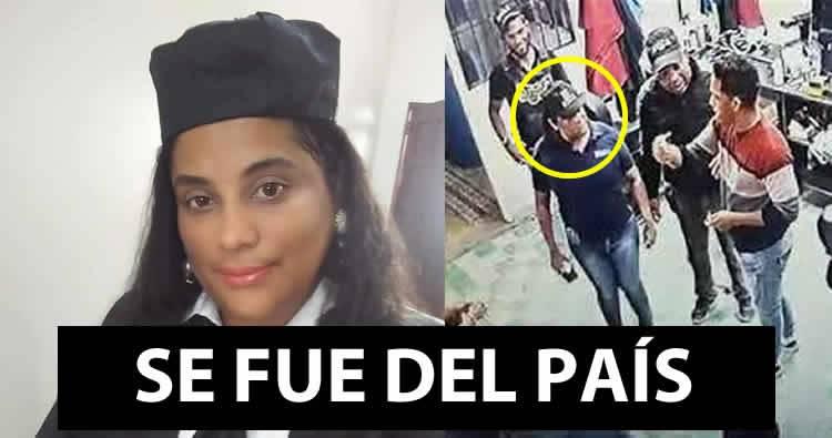 La exfiscal Carmen Lisset Núñez Peña se fue del país según cdn