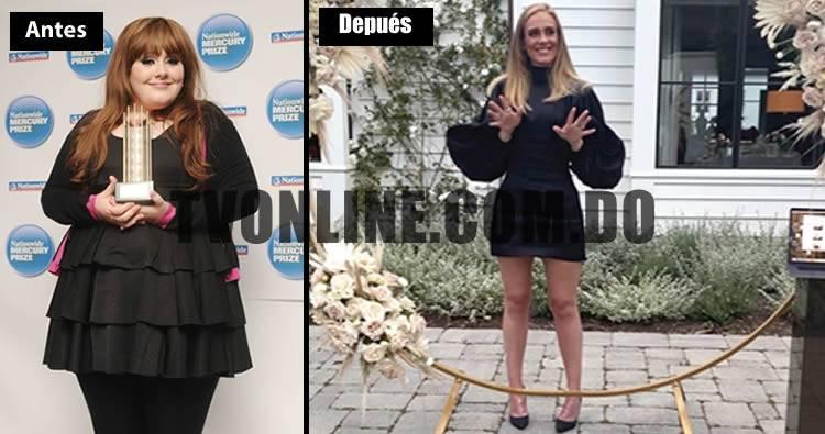 Fotos de Adele antes y después; ex entrenadora revela dieta de la artista