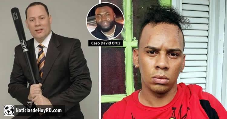 Franklin Mirabal aclara sobre familiar implicado en caso David Ortiz