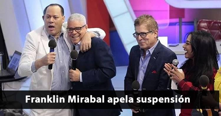Franklin Mirabal apela sanción impuesta en su contra por LIDOM