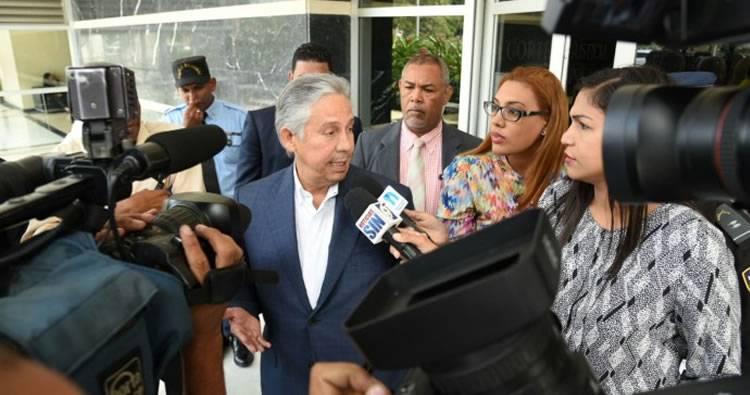 Someten a la justicia a peledeísta Freddy Pérez, exministro de Obras Públicas por desvió de 130 millones