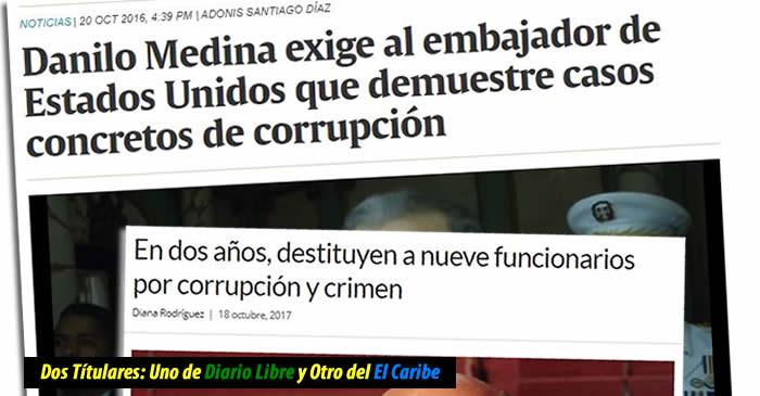En dos años, destituyen a nueve funcionarios por corrupción y crimen