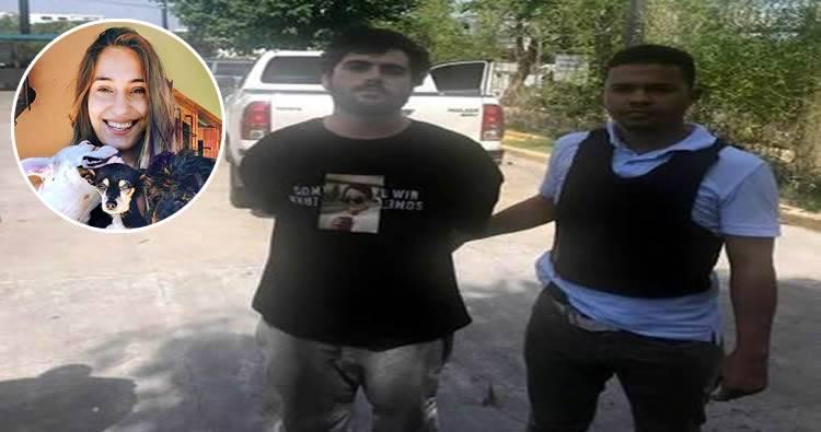 Novio persiguió a rumana Andreea Celea con un cuchillo según las cámaras del hotel
