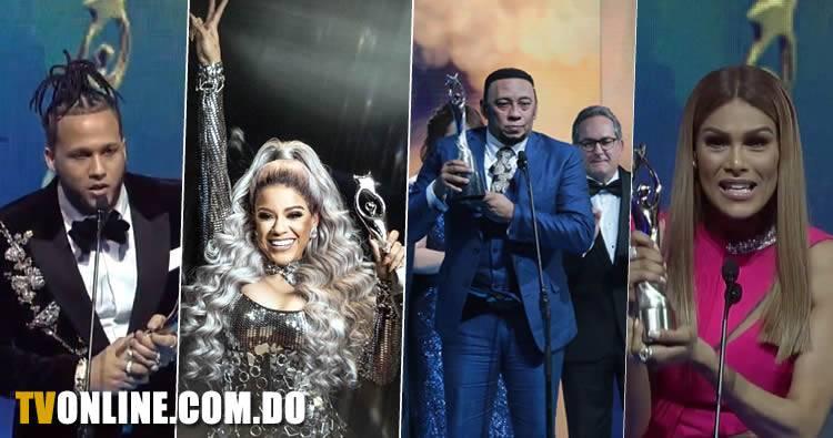 Ganadores de Premios Soberano 2019