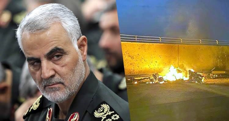 Pentágono: Trump 'dirigió' el asesinato de un alto comandante de la Guardia Revolucionaria de Irán para 'disuadir futuros ataques'