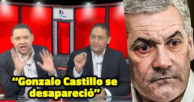 Video: Gonzalo Castillo se desapareció, no salió a ayudar en la tormenta Laura