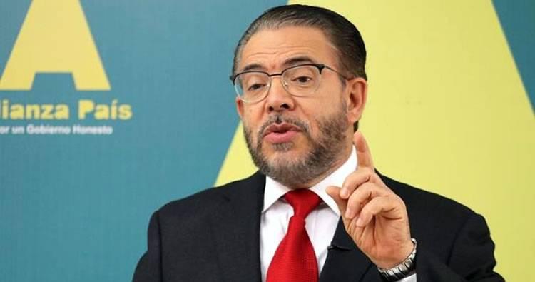 Guillermo Moreno dice su candidatura no es financiada por narcos ni corruptos